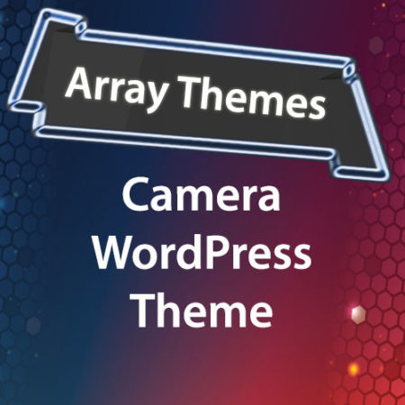 Array Themes Camera WordPress Theme