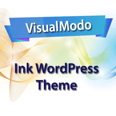 VisualModo Ink WordPress Theme