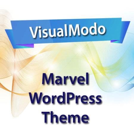 VisualModo Marvel WordPress Theme