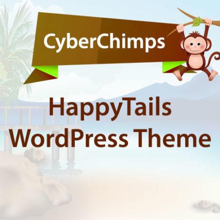 CyberChimps HappyTails WordPress Theme