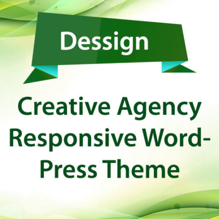 Dessign Creative Agency Responsive WordPress Theme