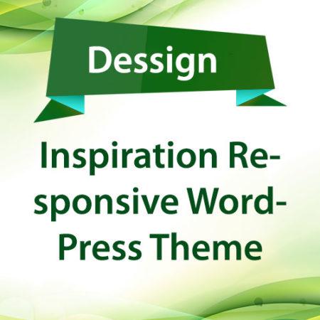 Dessign Inspiration Responsive WordPress Theme