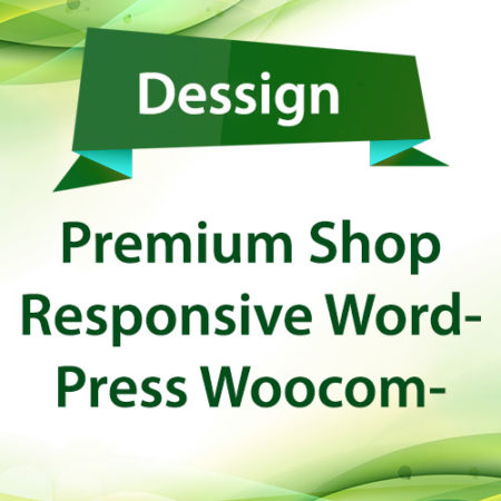 Dessign Premium Shop Responsive WordPress Woocommerce Theme