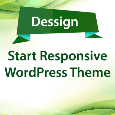 Dessign Start Responsive WordPress Theme