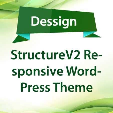 Dessign StructureV2 Responsive WordPress Theme