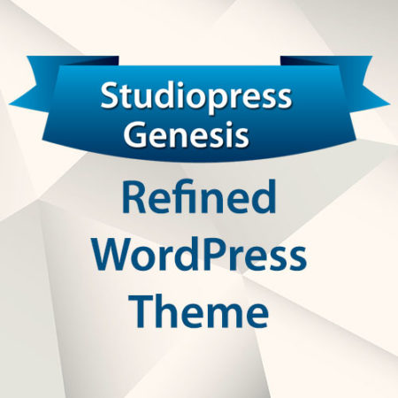 StudioPress Refined WordPress Theme