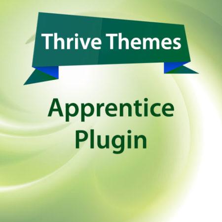 Thrive Themes Apprentice Plugin