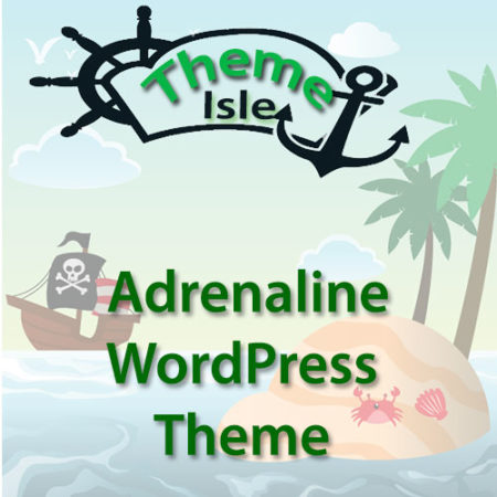 ThemeIsle Adrenaline WordPress Theme