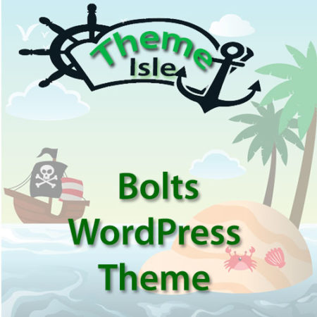 ThemeIsle Bolts WordPress Theme