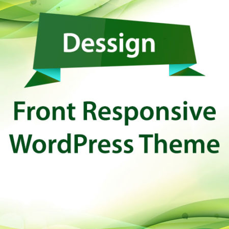 Dessign Front Responsive WordPress Theme