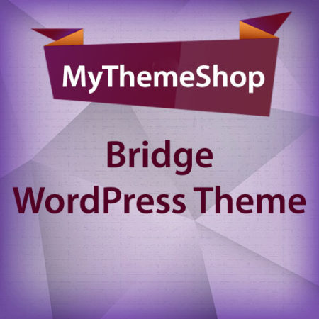 MyThemeShop Bridge WordPress Theme