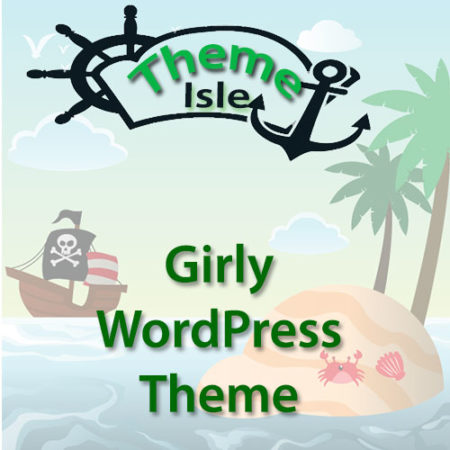 ThemeIsle Girly WordPress Theme