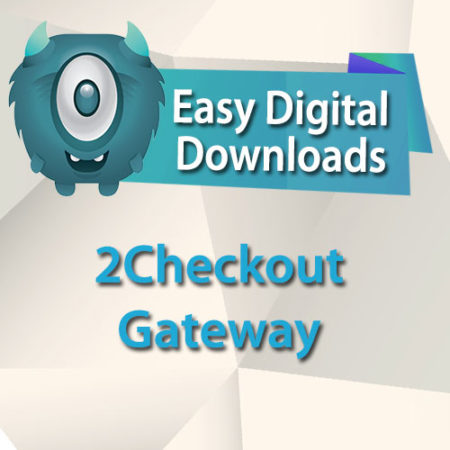 Easy Digital Downloads 2Checkout Gateway
