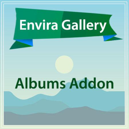 Envira Gallery Albums Addon
