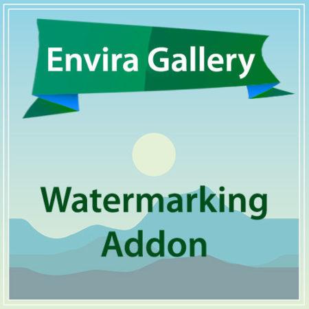 Envira Gallery Watermarking Addon