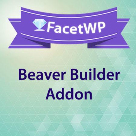 FacetWP Beaver Builder Addon
