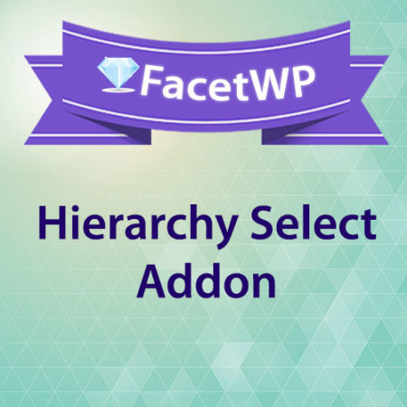 FacetWP Hierarchy Select Addon