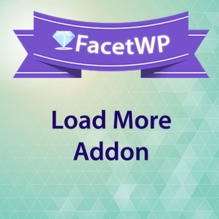 FacetWP Load More Addon