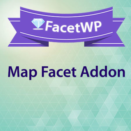 FacetWP Map Facet Addon
