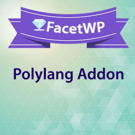 FacetWP Polylang Addon