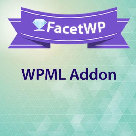 FacetWP WPML Addon