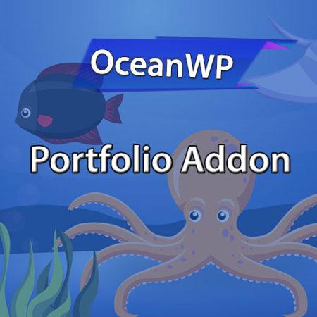 OceanWP Portfolio Addon