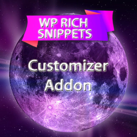 WP Rich Snippets Customizer Addon