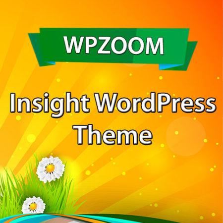WPZoom Insight WordPress Theme