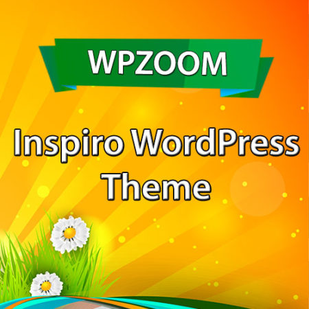 WPZoom Inspiro WordPress Theme