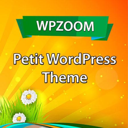 WPZoom Petit WordPress Theme