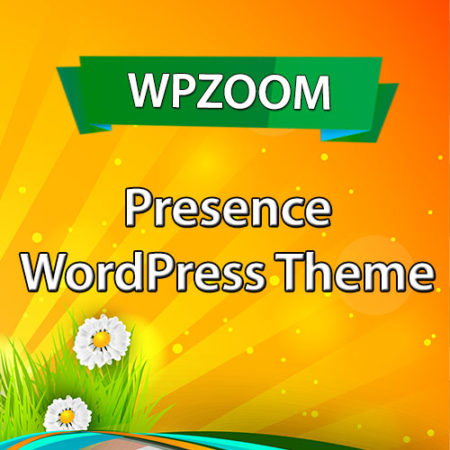 WPZoom Presence WordPress Theme