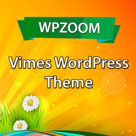 WPZoom Vimes WordPress Theme