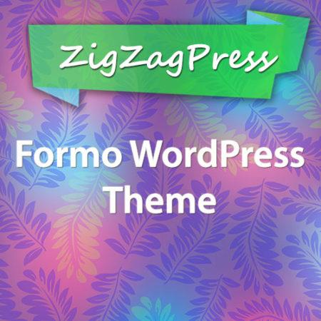 ZigZagPress Formo WordPress Theme
