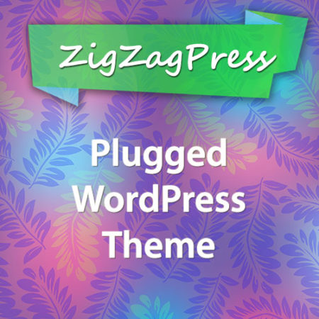 ZigZagPress Plugged WordPress Theme