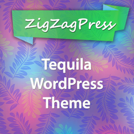ZigZagPress Tequila WordPress Theme