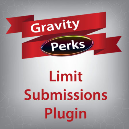 Gravity Perks Limit Submissions Plugin
