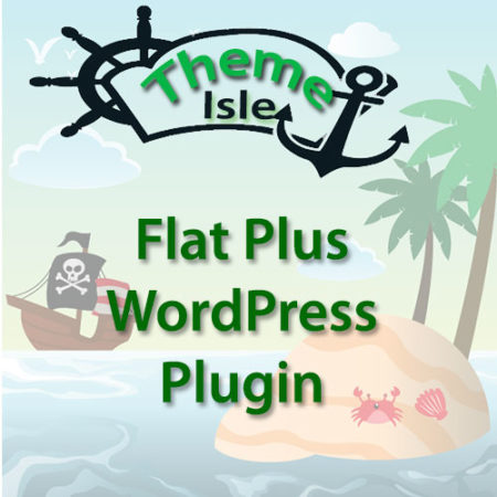 ThemeIsle Flat Plus WordPress Plugin