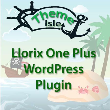 ThemeIsle Llorix One Plus WordPress Plugin
