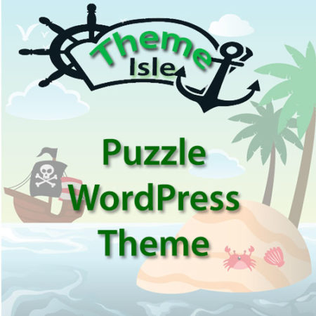 ThemeIsle Puzzle WordPress Theme