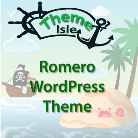ThemeIsle Romero WordPress Theme