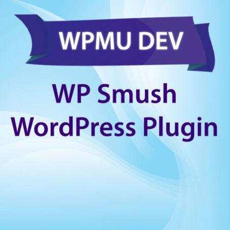 WPMU DEV WP Smush WordPress Plugin