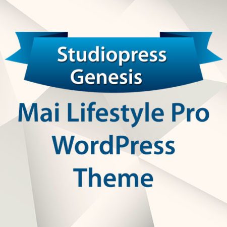 StudioPress Mai Lifestyle Pro WordPress Theme