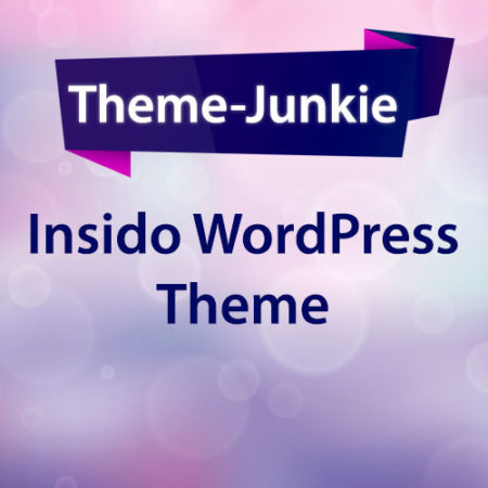 Theme Junkie Insido WordPress Theme