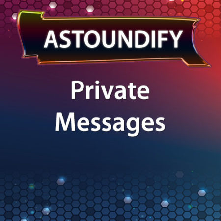 Astoundify Private Messages WordPress Plugin