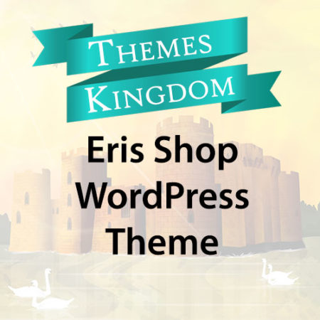 Themes Kingdom Eris Shop WordPress Theme
