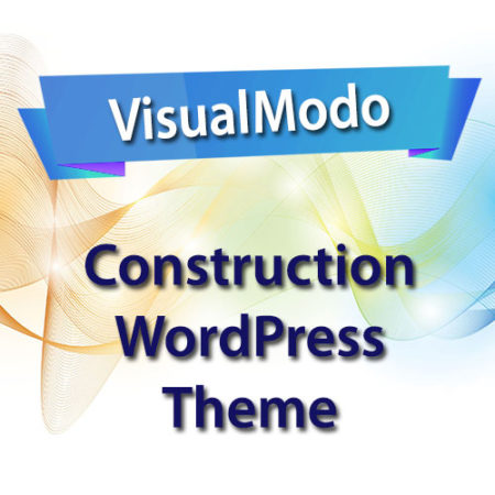 VisualModo Construction WordPress Theme