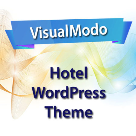 VisualModo Hotel WordPress Theme