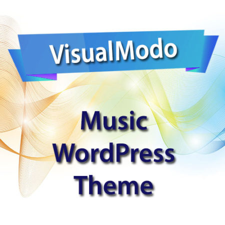 VisualModo Music WordPress Theme