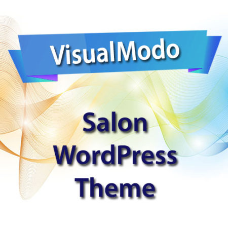 VisualModo Salon WordPress Theme