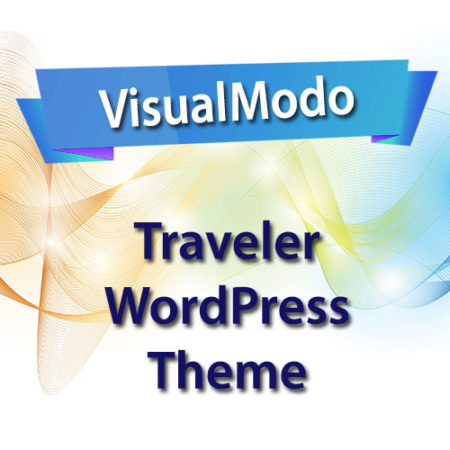 VisualModo Traveler WordPress Theme
